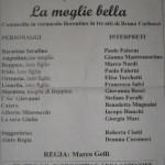 """LA SALETTA IN """"LA MOGLIE BELLA"""""""